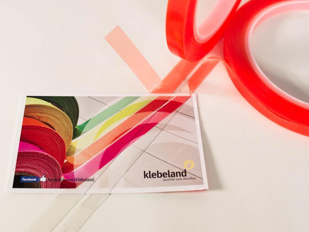 Sticky Tape, transparent, 2mm x 10m