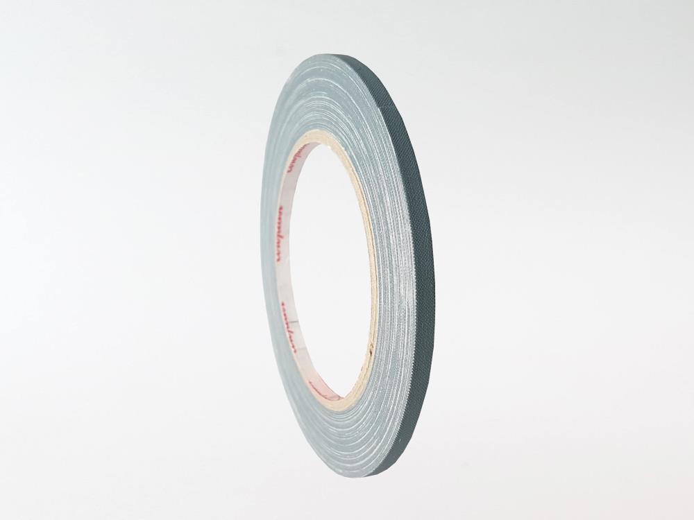 C800 Gewebeband, silber/grau, 5mm x 25m
