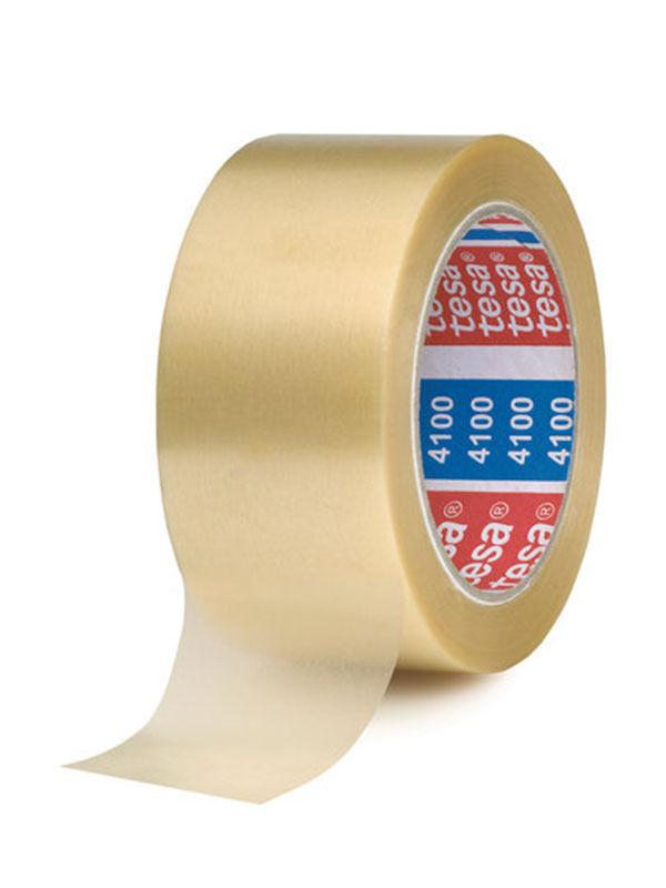 tesapack 4100 PVC, geprägt Tischlerband