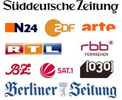 Klebeland Presse