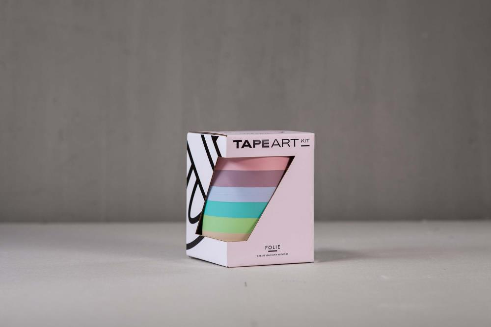 Tape Art Kit Folie Pastell