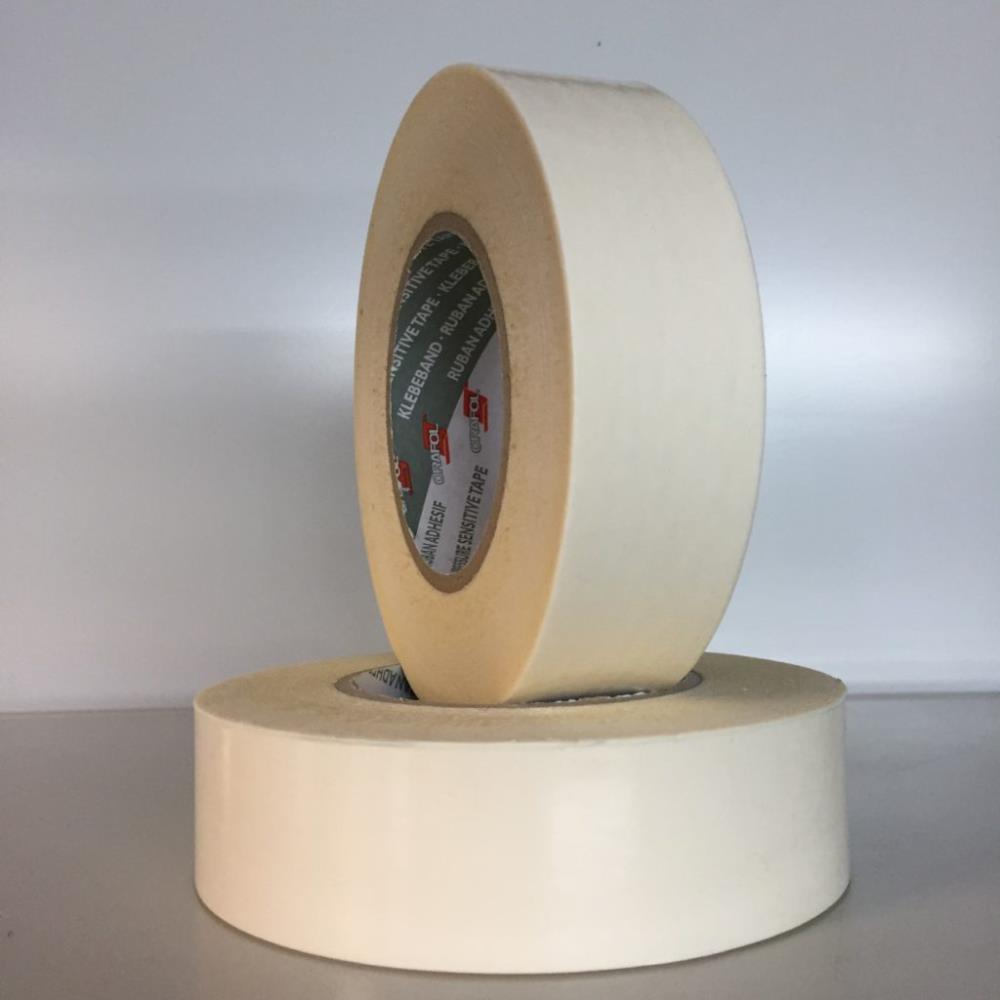 1362 Messeverlegeband, weiß, 50mm x 25m