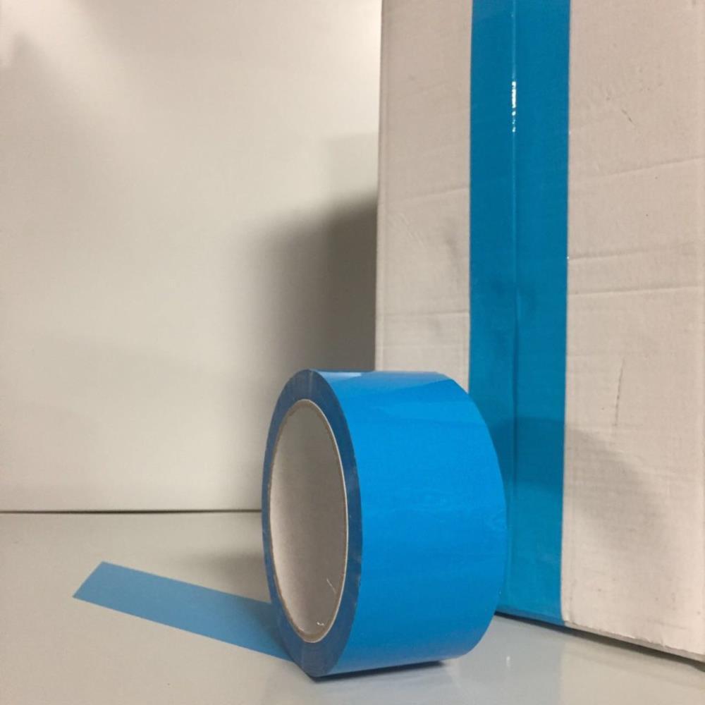 PP-Packband hellblau, 50mm x 66m