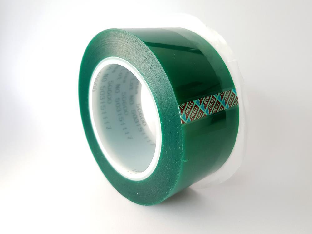 Tesa 50600 50mm x 66m grün